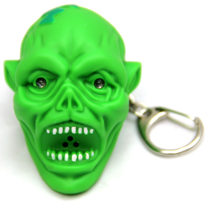 HL2107 / Zombie Light up Keychain with Sound